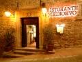 Ingresso del ristorante Medio Evo Assisi