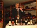La degustazione di vini