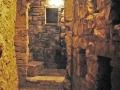 Vista della grotta sotterranea